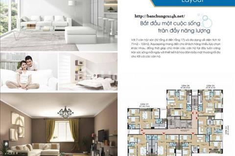 Chung cư Dream Center Home 282 Nguyễn Huy Tưởng giá 24triệu/m2 nhận nhà ở ngay