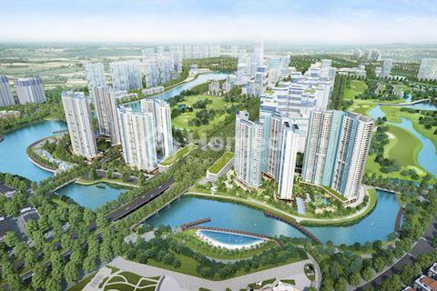 Bán căn hộ chung cư aqua bay sky1 ecopark 2 phòng ngủ (70 m2)