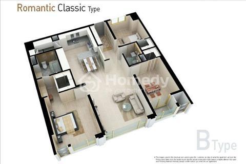 Cần bán căn Cantavil hoàn cầu 3pn, 138m2, có nội thất. Giá 4,5 tỷ.