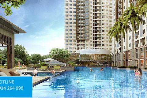 Chính chủ cần bán gấp căn chung cư 2 phòng ngủ- Khu đô thị Dương Nội