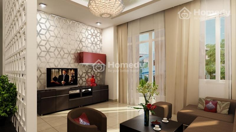 Cần tiền bán gấp căn hộ Hà Đô Villas trung tâm quận 10 , miễn trung gian - 4