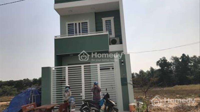 Ngân hàng VIB phát mãi 16 lô đất Bình chánh, mặt tiền đường tỉnh lộ 10 - 2