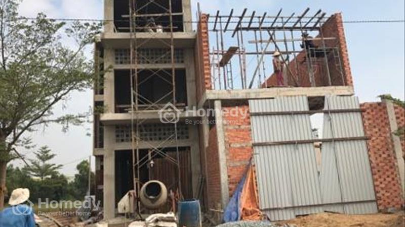 Ngân hàng VIB phát mãi 16 lô đất Bình chánh, mặt tiền đường tỉnh lộ 10 - 3
