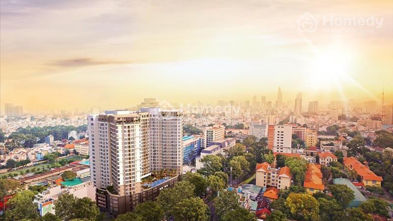 Cần bán căn hộ The Everrich Infinity, chính chủ, căn hộ view đẹp, giá thương lượng - 1