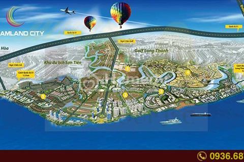 Bán đất nền dự án tại dự án Dreamland City, Biên Hòa, Đồng Nai diện tích 100m