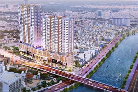 Sang nhượng căn hộ River Gate, 2PN-75,4m2, giá cực tốt 3,3 tỷ, view sông, tầng cao