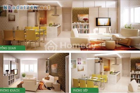Cho thuê căn hộ Southern Dragon, 2Pn/3Pn nộ thất cơ bản giá tốt thị trường