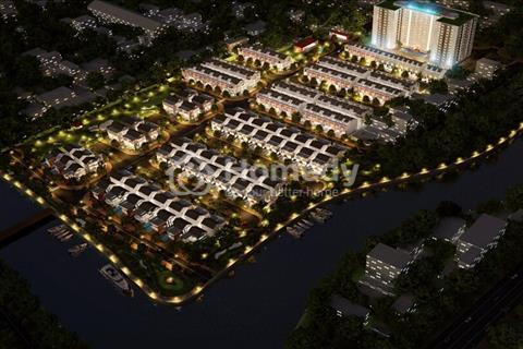 Chính chủ đầu tư mở bán khu Nhà phố liền kề , Biệt thự view sông dự án cao cấp Jamona GoldenSilk