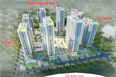 Mở bán dự án An Bình City- Bắc Từ Liêm- Hà Nội diện tích 74m2 giá 2 Tỷ