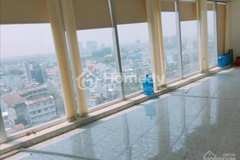 Cho thuê VP mặt tiền đường Võ Văn Kiệt, Q5, DT 72m2 - View đẹp - Chỉ 14 tr/tháng all in