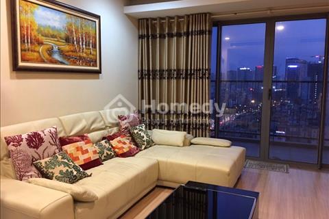 Chính chủ cho thuê căn hộ tại Sky City, 88 Láng Hạ, 112 m2, 2 phòng ngủ, giá 16 triệu/tháng