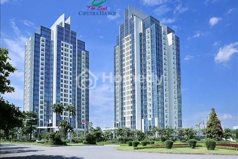Bán gấp căn hộ Ciputra 2 phòng ngủ, diện tích 58 m2 - giá 2,5 tỷ