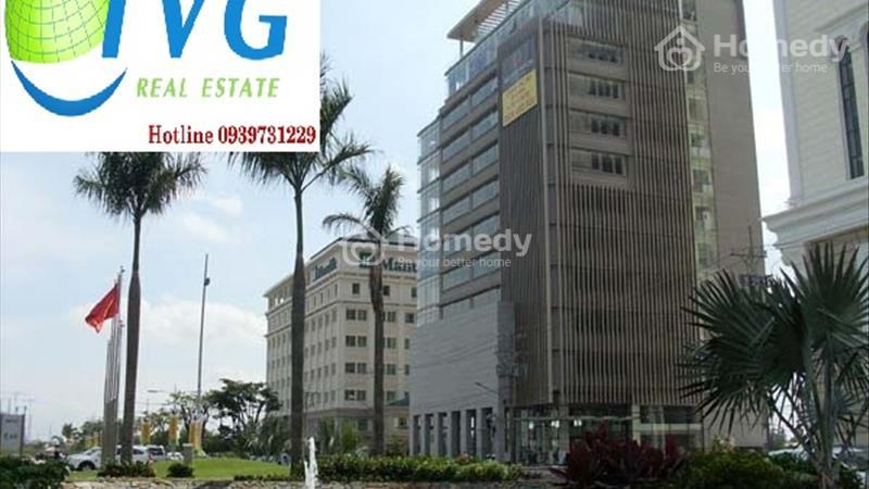 Cho thuê cao ốc văn phòng Đại Minh Tower, Q7, DT 120m2 - 129m2 - Giá 478 nghìn/m2/tháng - 3