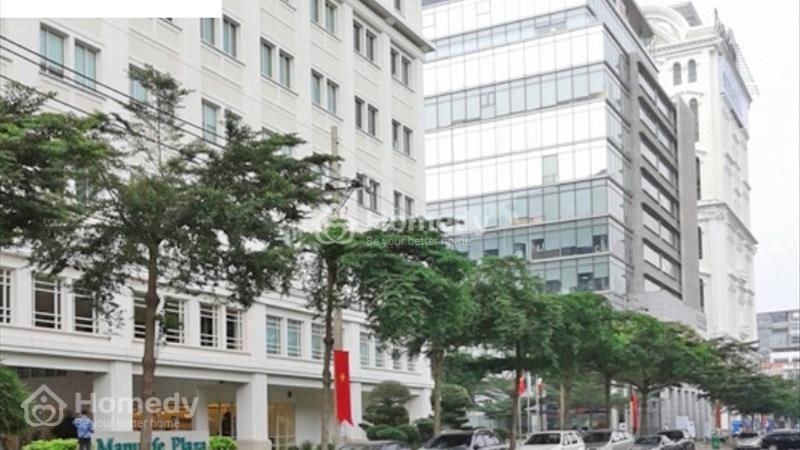 Cho thuê cao ốc văn phòng Đại Minh Tower, Q7, DT 120m2 - 129m2 - Giá 478 nghìn/m2/tháng - 4