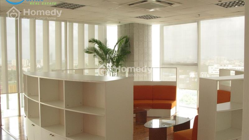 Cho thuê cao ốc văn phòng Đại Minh Tower, Q7, DT 120m2 - 129m2 - Giá 478 nghìn/m2/tháng - 7