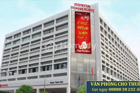 Văn phòng cho thuê tòa nhà Toyota Thanh Xuân 270  nghìn/m/tháng