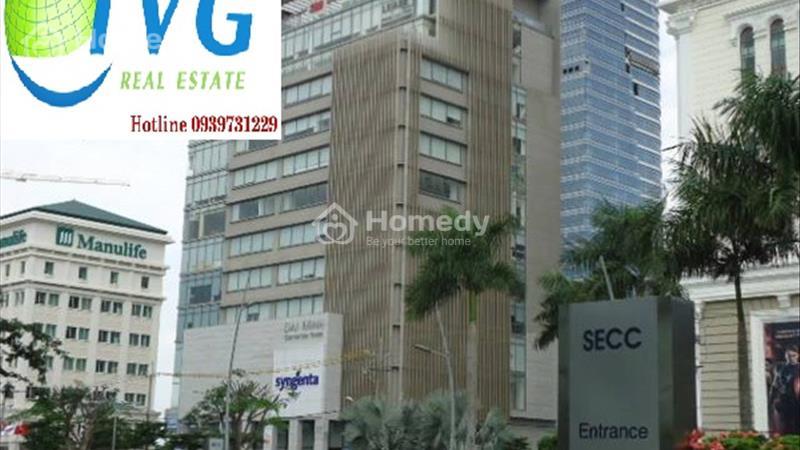 Cho thuê cao ốc văn phòng Đại Minh Tower, Q7, DT 120m2 - 129m2 - Giá 478 nghìn/m2/tháng - 5