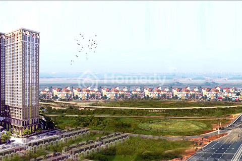 Bán căn hộ 120 m2 - 3 phòng ngủ tại Ciputra, Tây Hồ - Hỗ trợ 75% giá trị căn hộ, lãi suất 0%