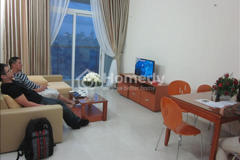 CHCC Cộng Hòa Plaza, 2pn, full nt, 70m2 tầng 5 quận Tân Bình, HCMC giá chỉ 15 triệu/tháng