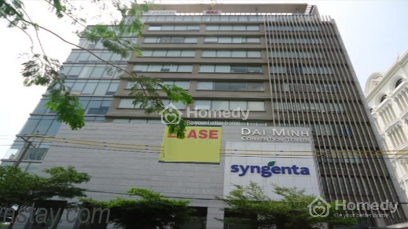 Cho thuê cao ốc văn phòng Đại Minh Tower, Q7, DT 120m2 - 129m2 - Giá 478 nghìn/m2/tháng - 6