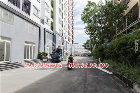 Bán gấp mặt bằng trệt thương mại Shophouse căn hộ 8X Plus Trường Chinh 2,5 tỷ/123m2