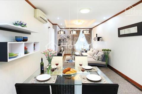 Cho thuê căn hộ Hoàng Anh Thanh Bình, 114 m2, 3 pn, 2 wc, nhà trống 13 triệu