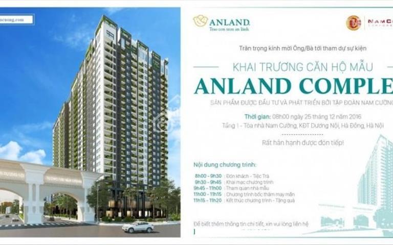 Bán căn hộ cao cấp 1508 tòa B chung cư Anland Complex Nam Cường, Hà Đông