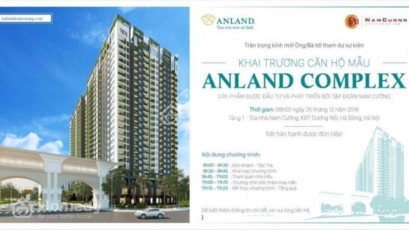 Bán căn hộ cao cấp 1508 tòa B chung cư Anland Complex Nam Cường, Hà Đông - 1