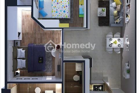 Dự án căn hộ nào sắp giao nhà tại Q. Thủ Đức, vị trí liền kề Phạm Văn Đồng, tầm giá dưới 1 tỷ