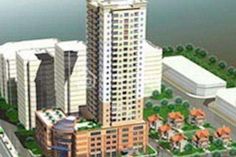 Cho thuê căn hộ chung cư Vimeco Phạm Hùng 136m2