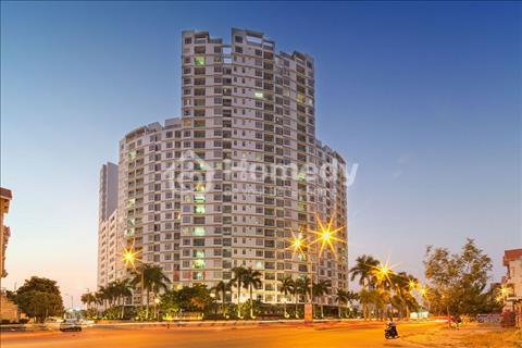 Cho thuê căn hộ Him Lam Riverside, quận 7, 2pn, 1wc full nội thất. DT: 68m2, 14 triệu/th