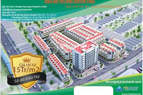 Bán nhà Duyên Thái, Hà Nội hơn 1tỷ, đường 10, ô tô vào nhà, tiện kinh doanh, nhà xây mới đẹp