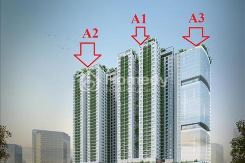 Cho thuê văn phòng, sàn thương mại tại dự án Ecolife Capitol - Gía linh hoạt