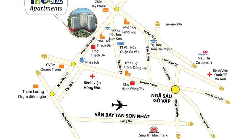 Căn hộ I-Home Phạm Văn Chiêu, Chỉ từ 850tr/căn, thanh toán 30% nhận nhà ở ngay - 6