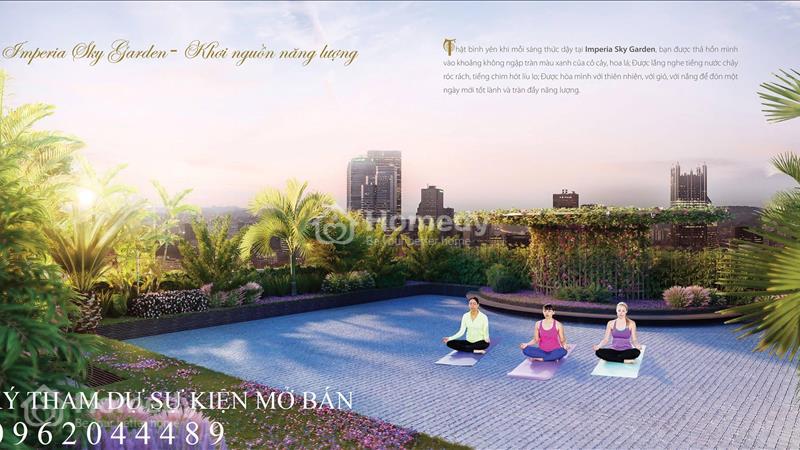 Bán suất ngoại giao căn hộ 2 phòng ngủ - 423 Minh khai - Imperia Sky Garden - 2