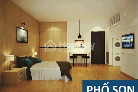 Cho thuê căn hộ Tràng Tiền mới 100%, vị trí trung tâm, giá hạt dẻ.