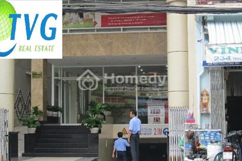 Cho thuê Cao ốc VP đường Nguyễn Công Trứ, Q1, DT 108m2 trệt - 156m2 lửng - chỉ 524 nghìn/m2