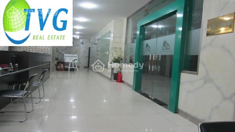 Cho thuê VP uy tín đường Trần Hưng Đạo, quận 1. DT 100m2 lầu 7 - 189m2 tầng trệt - 6