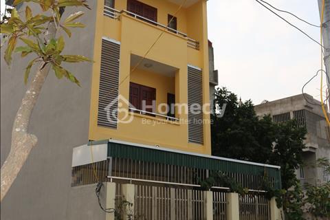 Bán nhà (65mx4 tầng)cách KĐT Linh Đàm 6km,đường 10, sổ đỏ chính chủ. Giá 1,7 tỷ
