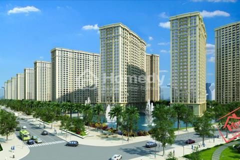 Gia đình cần bán căn hộ tòa T1 - Times City. Diện tích 76 m2, tầng trung đẹp.