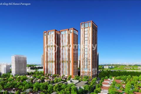 Chung cư Hà Nội Paragon Gần công viên Cầu Giấy - Từ 26,6 triệu/m2. Vay LS 0%. Chiết khấu ngay 2,5%