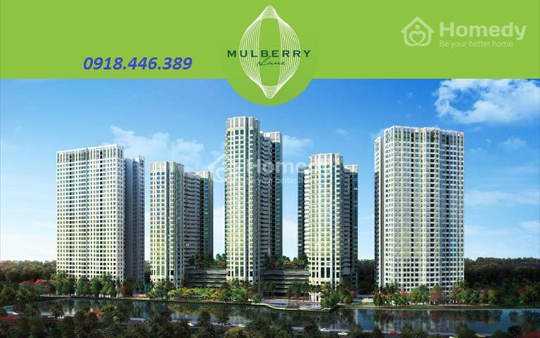 [Thông báo] Mulberry Lane, thanh toán 30% nhận nhà ở luôn + Trả chậm 70% sau 2 năm không mất lãi