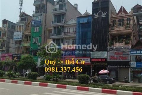 Cho thuê mặt phố Sơn Tây 50m2, mặt tiền : 4m , 30 triệu/ tháng