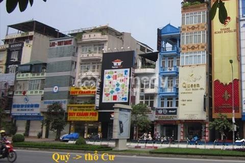 Cho thuê mặt phố Hàng Bông 40m2 Mặt tiền :4m, giá 20 triệu/tháng