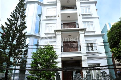 Bán tòa nhà 7 tầng ở khu liền kề Trung Yên 9 diện tích105m2, gía 14,5tỷ.