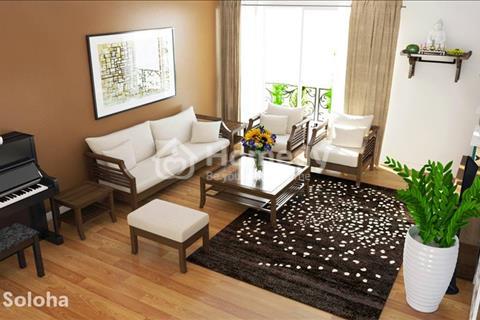 Cho thuê căn hộ mới tại CT2 Nghĩa Đô, Cầu Giấy, Hà Nội