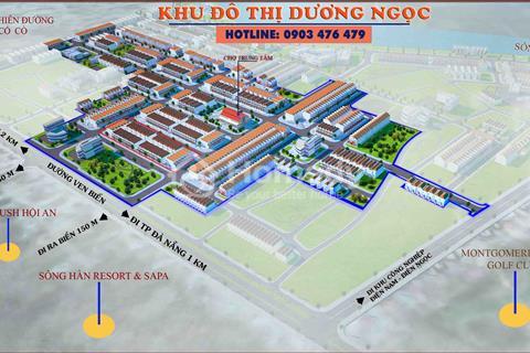 Siêu dự án đô thị thương mại nghỉ dưỡng ven biển Đà Nẵng, liền kề Cocobay 2 sân gofl lớn, resort 5*