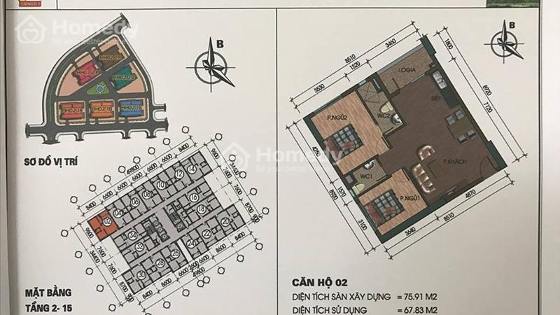 Chuyên bán căn hộ Thanh Hà,Mường Thanh.Giá chỉ 9,5 triệu/m2.  - 16