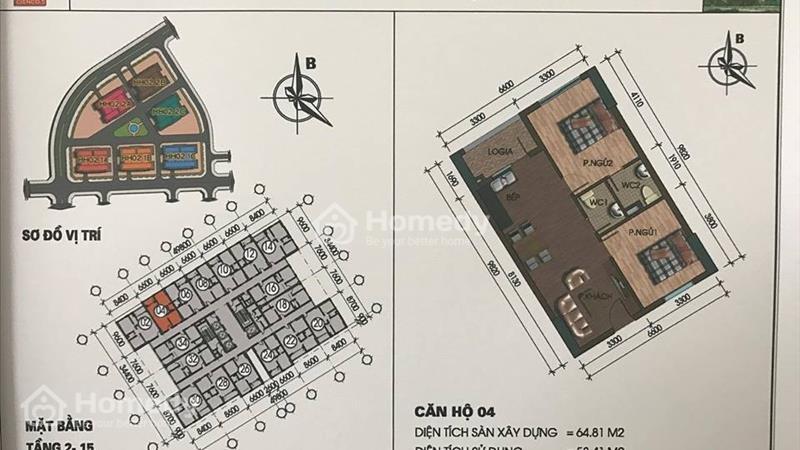 Chuyên bán căn hộ Thanh Hà,Mường Thanh.Giá chỉ 9,5 triệu/m2.  - 10