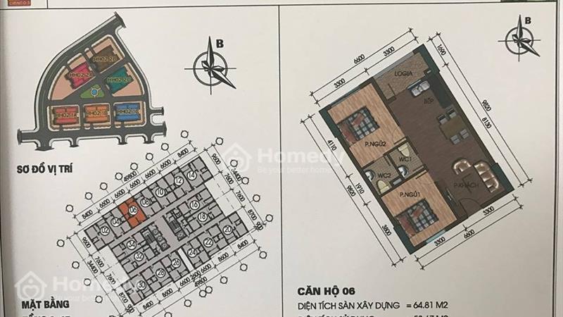 Chuyên bán căn hộ Thanh Hà,Mường Thanh.Giá chỉ 9,5 triệu/m2.  - 4